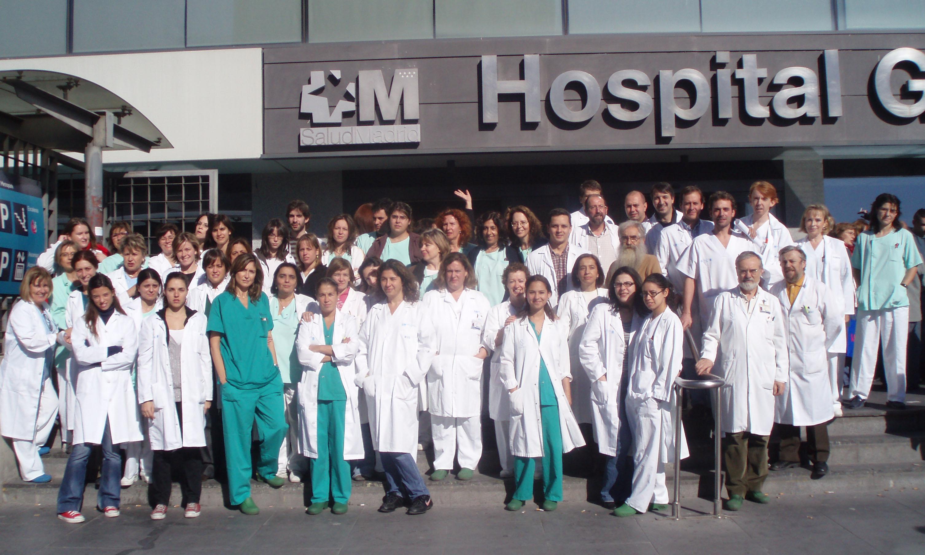 Laboratorios hospitalarios de madrid por una sanidad p blica bolet n informativo de la sanidad - Hospital de la paz como llegar ...